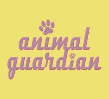 animal guardian - animal cruelty, vegan, activist, abuse One Piece - Short Sleeve