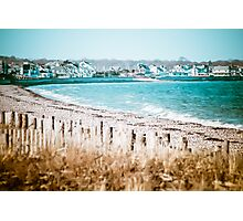 Duxbury Beach, Massachusetts Photographic Print