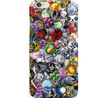 The World Ends With You Pins iPhone Case/Skin