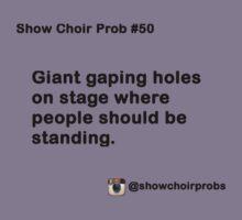 Show Choir Prob #50 by showchoirprobs