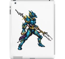 Kain Highwind boss sprite - FFRK - Final Fantasy IV (FF4) iPad Case/Skin