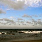 Light Sky, Dark Ocean by K. Abraham