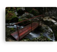 The Iron Bridge - Skelwith Force Canvas Print