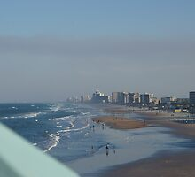 Daytona Beach by Scott Dovey