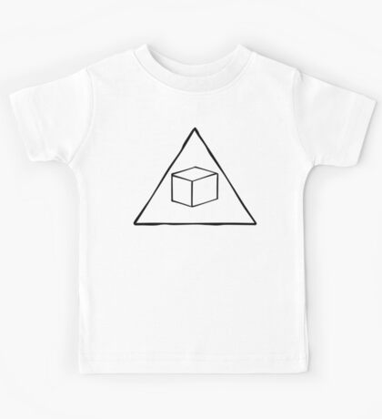Delta Cubes Will Never Die! (Black) Kids Clothes