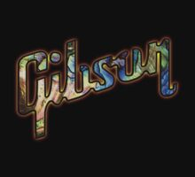 Wonderful gibson decoration Clothing & Stickers by goodmusic