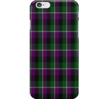 00994 Wilson's No. 220 Fashion Tartan Fabric Print Iphone Case iPhone Case/Skin