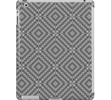Silver Square Tiled iPad Case/Skin