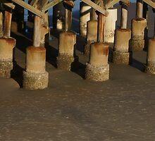 Pillars by Scott Dovey