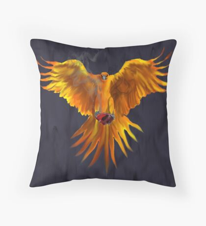 Empire Jewel Throw Pillow