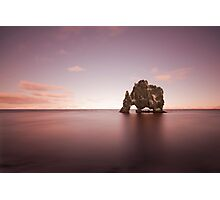 Whisper Of An Ancient Rock Photographic Print