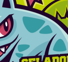 Celadon City Ivysaurs Sticker