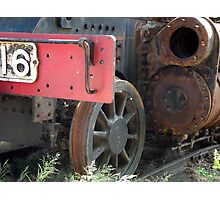 old loco Photographic Print