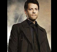 Supernatural Misha Collins by Elizabeth Coats