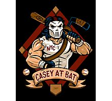 Casey at Bat Photographic Print