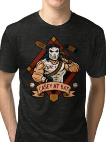 Casey at Bat Tri-blend T-Shirt