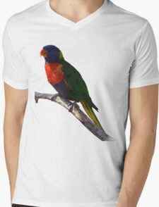 lorri bird Mens V-Neck T-Shirt