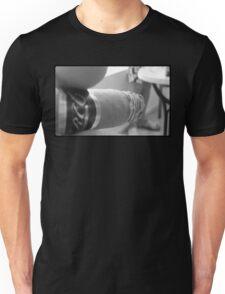 Where's the scotch? Unisex T-Shirt