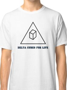 Delta Cubes For Life Classic T-Shirt