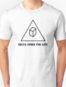 Delta Cubes For Life T-Shirt