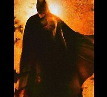 Batman by Elizabeth Coats