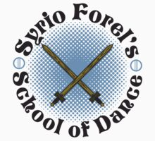 Syrio Forel School of dance Kids Clothes