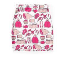 MEAT Mini Skirt