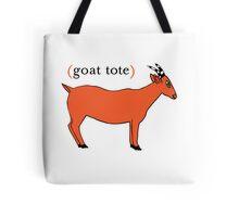 Goat Tote Tote Bag