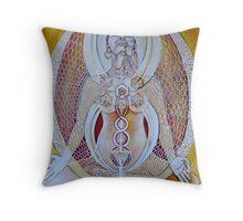 Essence of Nectar Throw Pillow