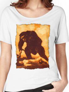 Monkey Love Women's Relaxed Fit T-Shirt