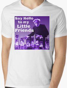Pretorious Mens V-Neck T-Shirt