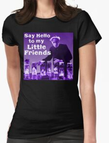 Pretorious Womens Fitted T-Shirt