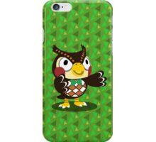 Blathers - Animal Crossing iPhone Case/Skin