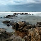 Mists of Mooloolaba by Jenny Dean