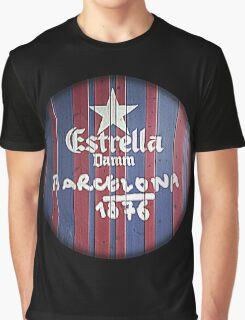 Estrella Barcelona  Graphic T-Shirt