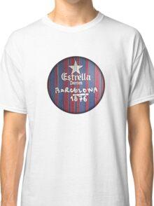 Estrella Barcelona  Classic T-Shirt