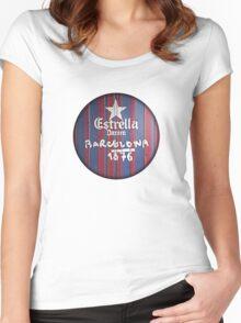 Estrella Barcelona  Women's Fitted Scoop T-Shirt