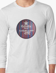 Estrella Barcelona  Long Sleeve T-Shirt