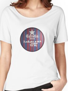 Estrella Barcelona  Women's Relaxed Fit T-Shirt