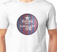 Estrella Barcelona  Unisex T-Shirt