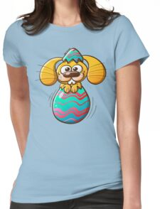 The Birth of an Easter Bunny Womens Fitted T-Shirt