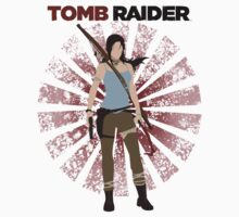 Lara Croft -  Tomb Raider (with burst) by Kozu