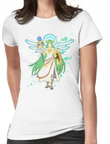 Palutena - Super Smash Bros Womens Fitted T-Shirt