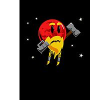 Red Dwarf sun Photographic Print