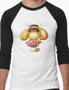 Desperate Easter Bunny Men's Baseball ¾ T-Shirt