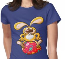 Proud Easter Bunny Womens Fitted T-Shirt