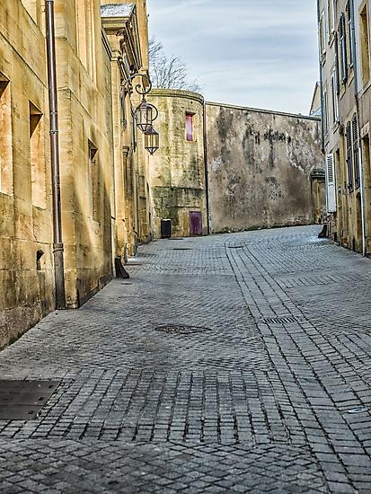 Empty Street by Jean M. Laffitau