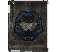 Silver Edition Remnants iPad Case/Skin