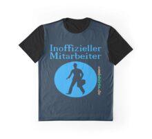 Inoffizieller Mitarbeiter - IM DDR Graphic T-Shirt