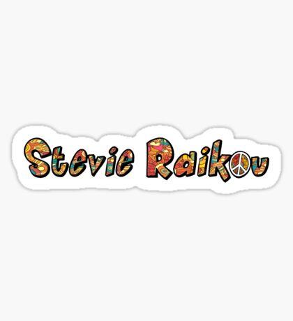 Pyschedelaglorydaze Raikou Logo Sticker